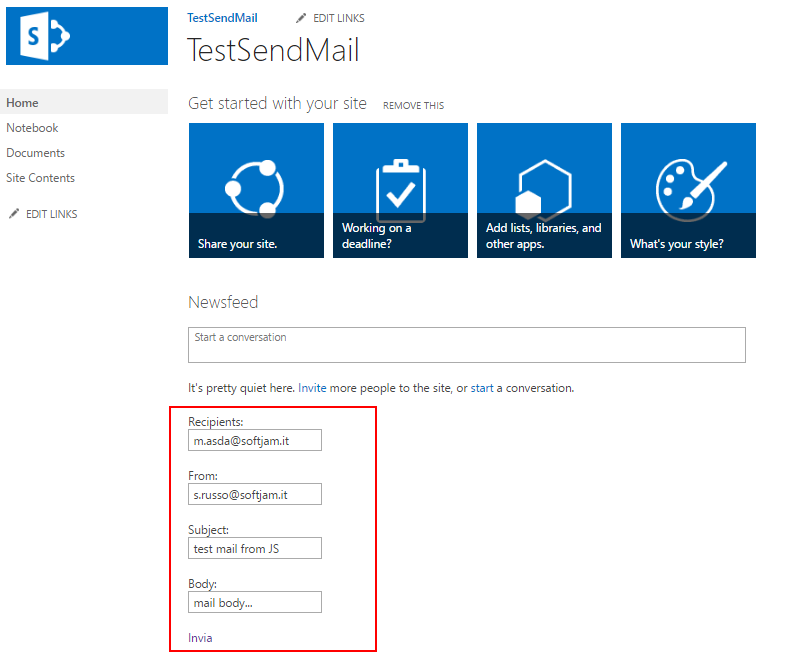 SPUtility SendEmail - 400 Bad Request - The e-mail message cannot be
