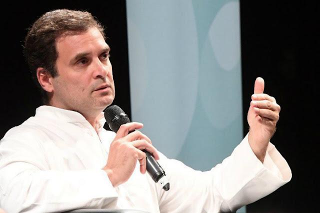 उन्नाव रेप केस पर जर्मनी में राहुल का PM मोदी पर निशाना