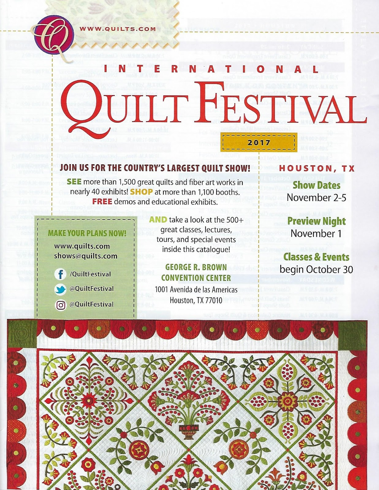 The Raspberry Rabbits Houston And The Quilt Festival