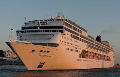 Συμβολή του λιμεναρχείου Ηγουμενίτσας για την αποβίβαση 13χρονου ασθενούς επιβάτη κρουαζιερόπλοιου