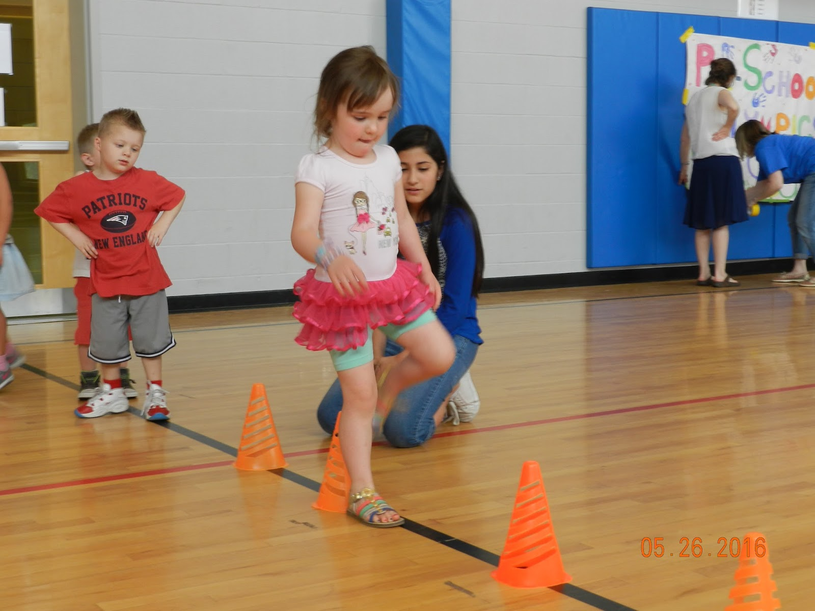 Howe Manning School Blog Preschool Olympics With The 6th Grade Student Council