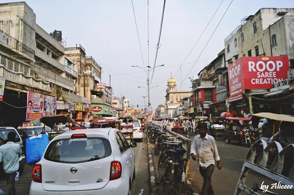 Old-Delhi-Bulevard