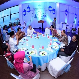 BLR HOLDS IFTAR FOR MOVERS AND SHAKERS OF BINTAN