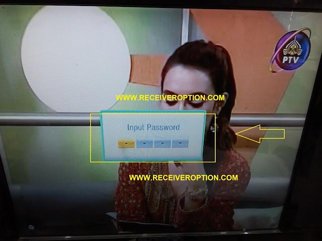 ECHOLINK EL-950 HD RECEIVER BISS KEY OPTION
