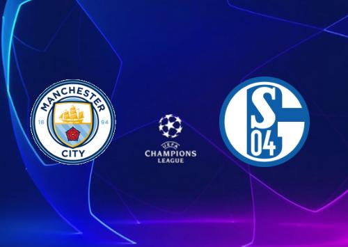 Manchester City vs Schalk Full Match & Highlights 12 March 2019