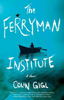 The Ferryman Institute, Colin Gigl