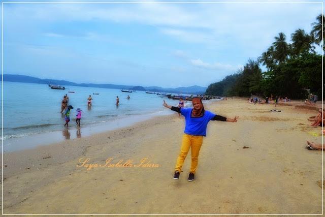 pengalaman bercuti di Krabi