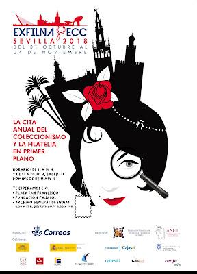 Exfilna 2018 - Sevilla - Cartel