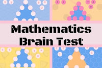 Mathematics Brain Test for Teens