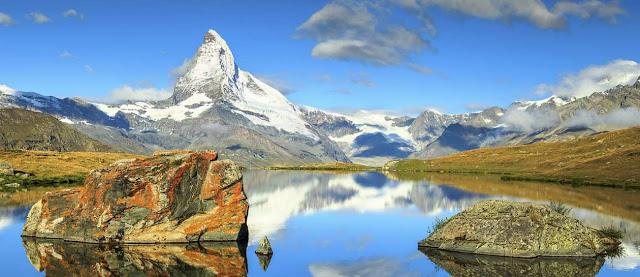 El aire en Suiza