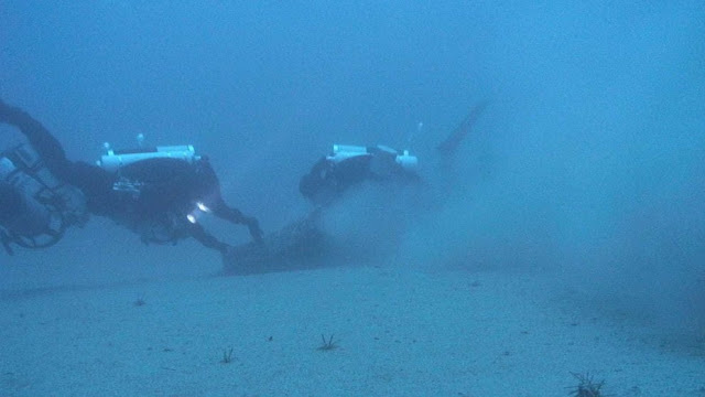 More warship rams from the Battle of the Aegates found near Sicily