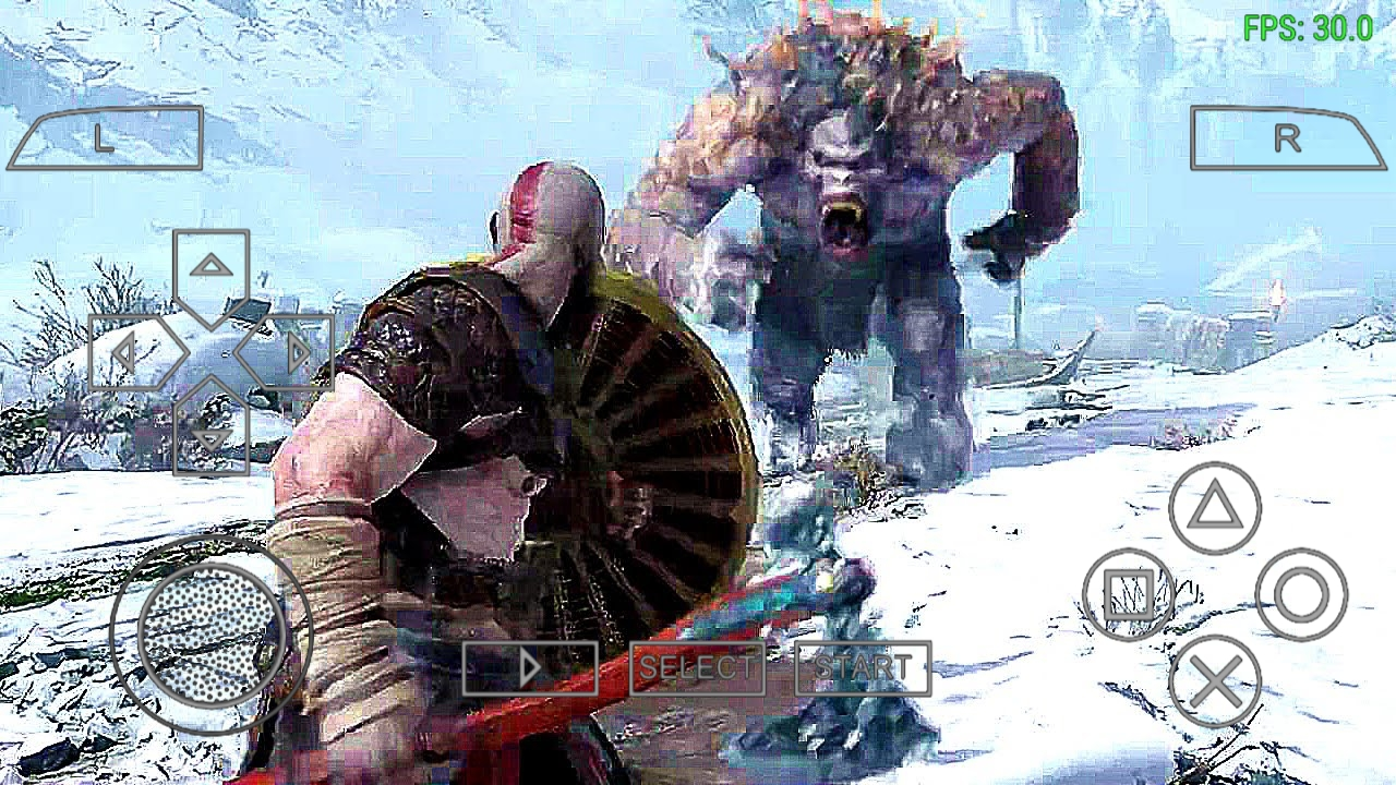 🌷 Psp god of war 4 download | God of War 2 ISO For PPSSPP Android