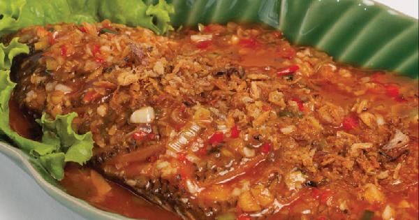 Ikan Rica-rica (Makassar) | RESEP MASAKAN TRADISIONAL ...