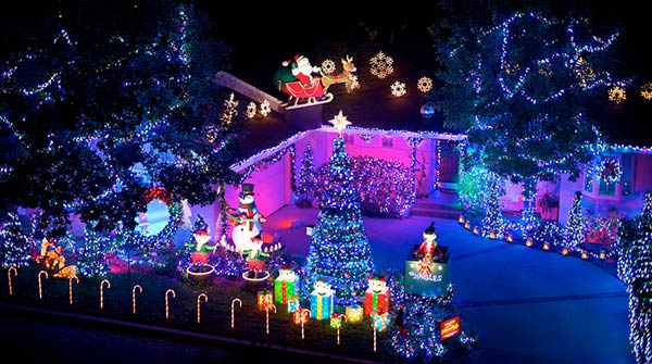 Super hot Christmas outdoor Decoration