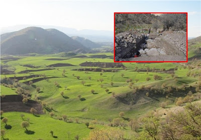 6,000-year-old village unearthed in Kurdestan