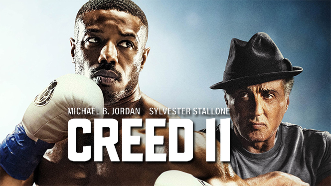 Creed II: Defendiendo el legado (2018) Web-DL 1080p Latino-Ingles