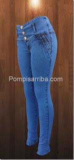 Jeans levanta pompa levanta cola levanta nalga al mayoreo
