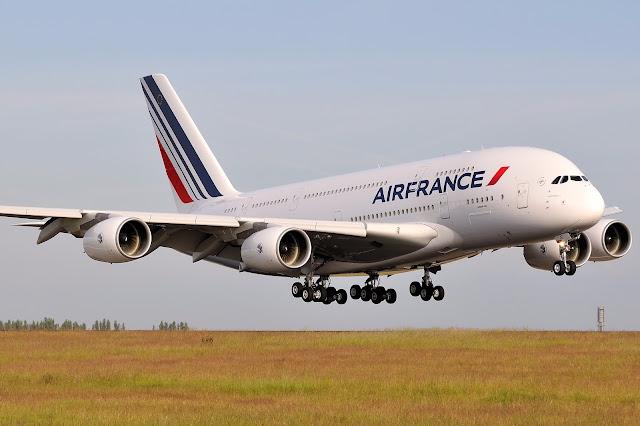 air france airbus a380-800