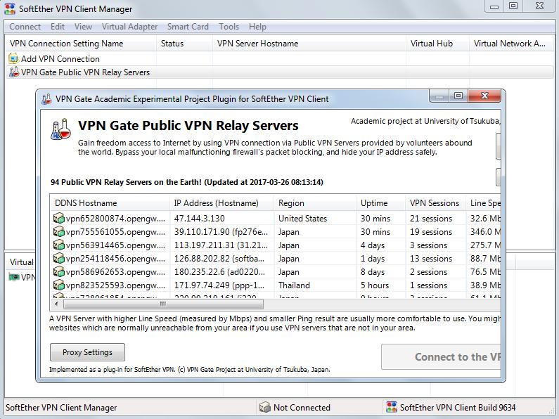 Descargar vpn client manager gratis