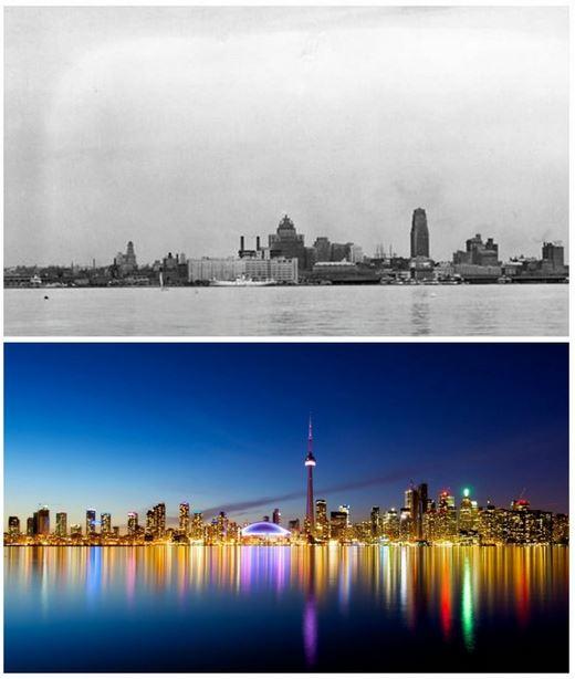 Toronto 1930-2015