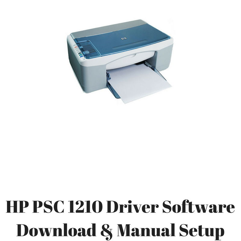 HP PSC Driver