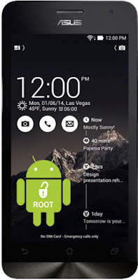 Cara Root Asus Zenfone C Zc451cg Tanpa PC