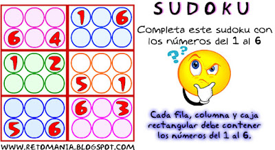 Sudoku, Juego de números, Juegos para pensar, Juegos para estudiantes, Juegos de lógica