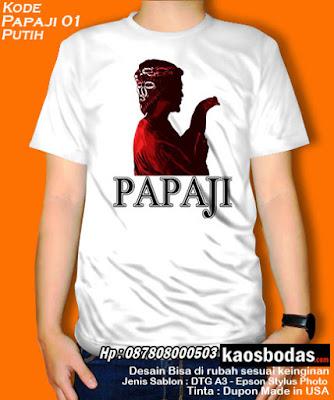 Kaos Penggemar Ayam Jago Indonesia