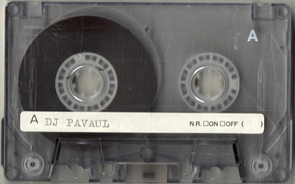 DJ Pavaul - Da Terrorist Mix-Tape