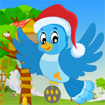 Games4King Santa Bird Rescue Walkthrough