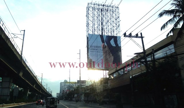 Billboard of Manananggal Appears on EDSA!