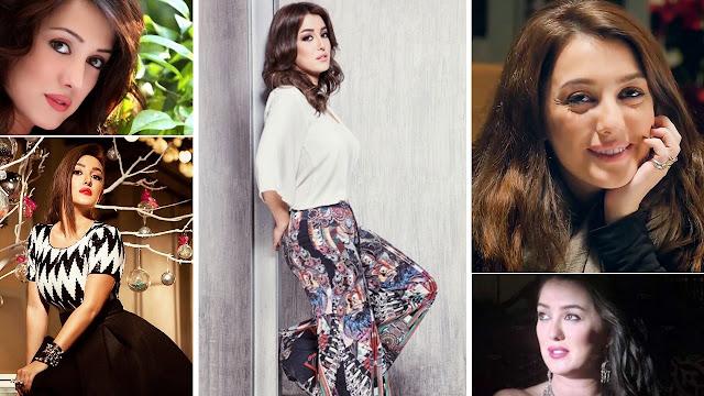 البوم صور الممثلة السورية كندة علوش