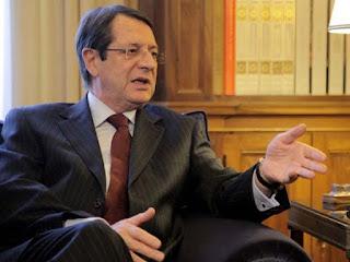 ο πρόεδρος Αναστασιάδης