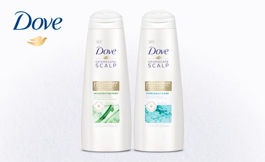 PRODUCT REVIEW: Dove DermaCare Scalp Pure Daily Care 2n1