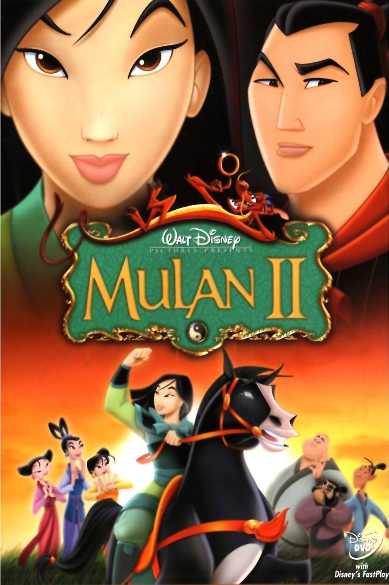 Mulan II (2004) ταινιες online seires oipeirates greek subs