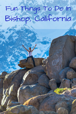 Travel the World: Fun things to do in Bishop, California, in winter or any time of year.