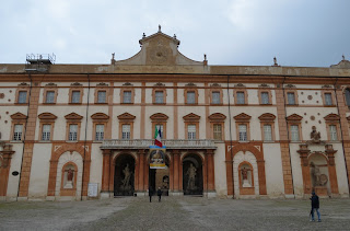 Sassuolo's Ducal Palace