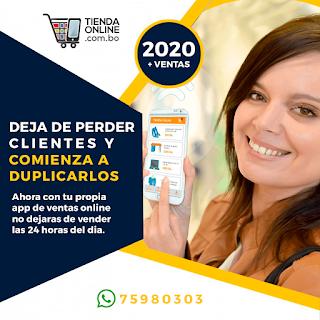 tienda online bolivia