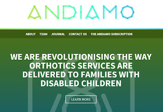 Andiamo Use 3D Technology To Revolutionize Orthotics For Disabled Children