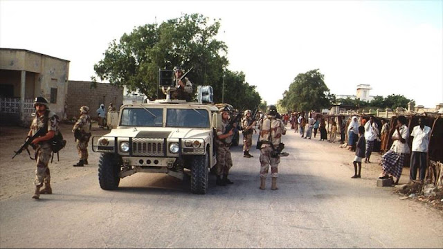 EEUU pretende reforzar su intervención militar en Somalia