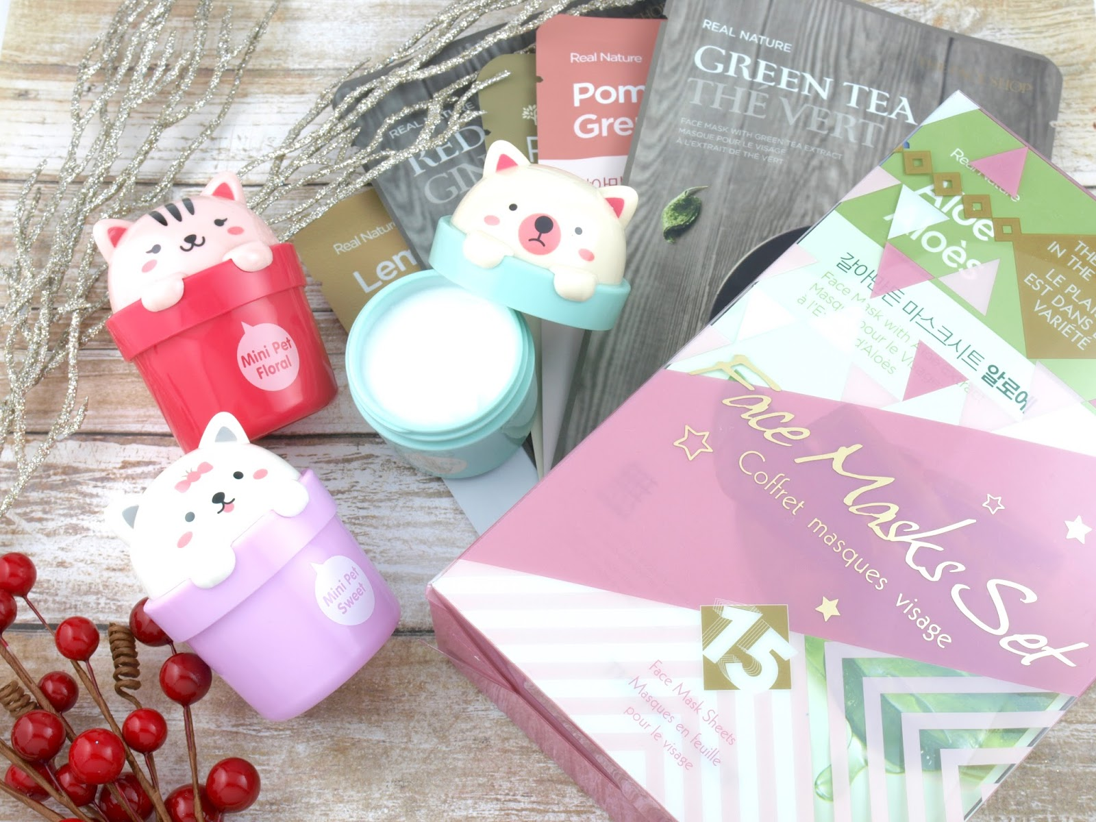 THEFACESHOP Holiday 2016 Gift Guide