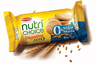 Britannia Industries Ltd., expands its health portfolio with the launch of NutriChoice Digestive Zero