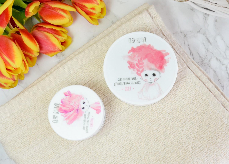 Clay Facial Cream from Clay Ritual - Glina.si Glinena Krema