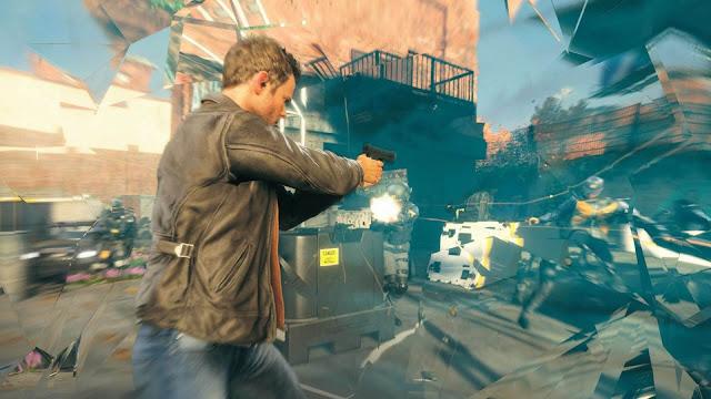 عالم جديد من العاب المغامرات فى لعبة  Quantum Break-2016