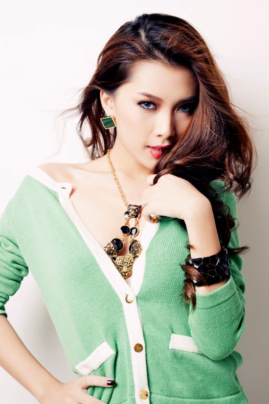 Mix Beautiful Outfits Known As Lan Huong - Blog Girls