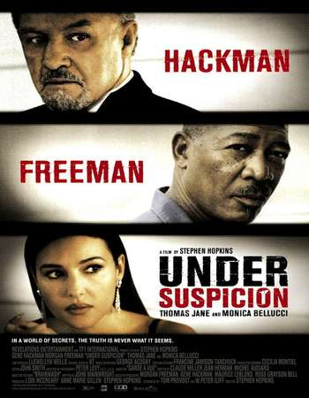 Poster Of Under Suspicion 2000 Dual Audio 720p Web-DL [Hindi - English] ESubs Free Download Watch Online Worldfree4u