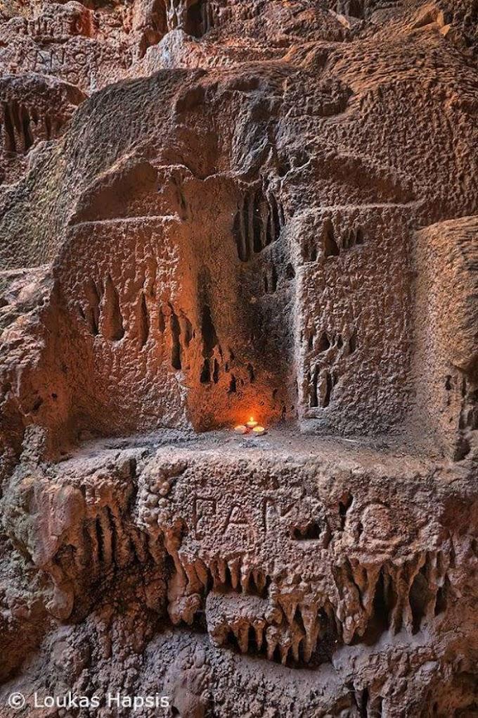 Το υπέροχο σπήλαιο του Αρχέδημου