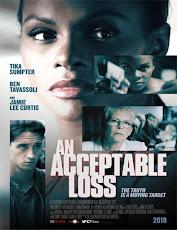 pelicula Una Pérdida Aceptable (An Acceptable Loss) (2019)