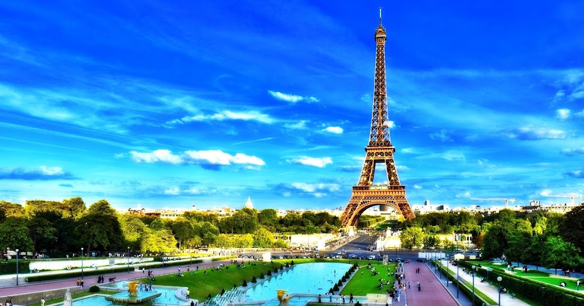 10 Most Popular Tour De France Wallpapers Full Hd 1080p: World Top Attractions: Top 10 Tourist Attractions In Paris