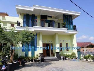 Sewa Villa Noer Pacet Mojokerto